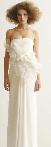 Ruffle Lace Tulle